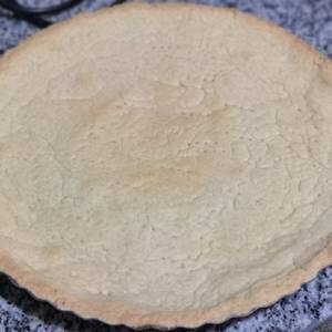 Masa sable (para tartaleta o pie de limón)