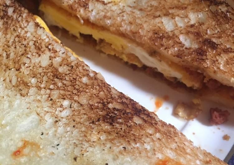 Resep Roti Sandwich ala rumah Paling dicari