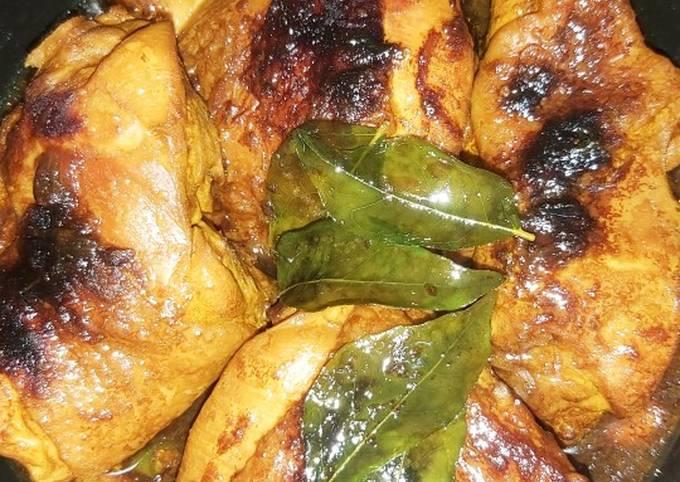 Ayam 3 Budak Gemok
