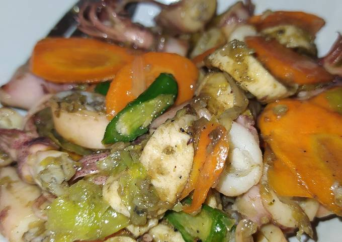 Tumis Cumi Cabe ijo - projectfootsteps.org