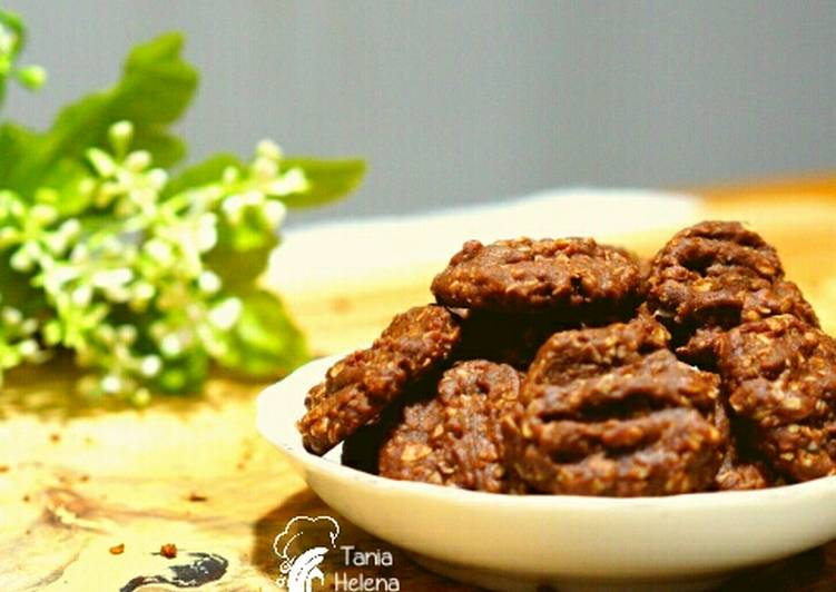 Oatmeal Cookies low Calorie