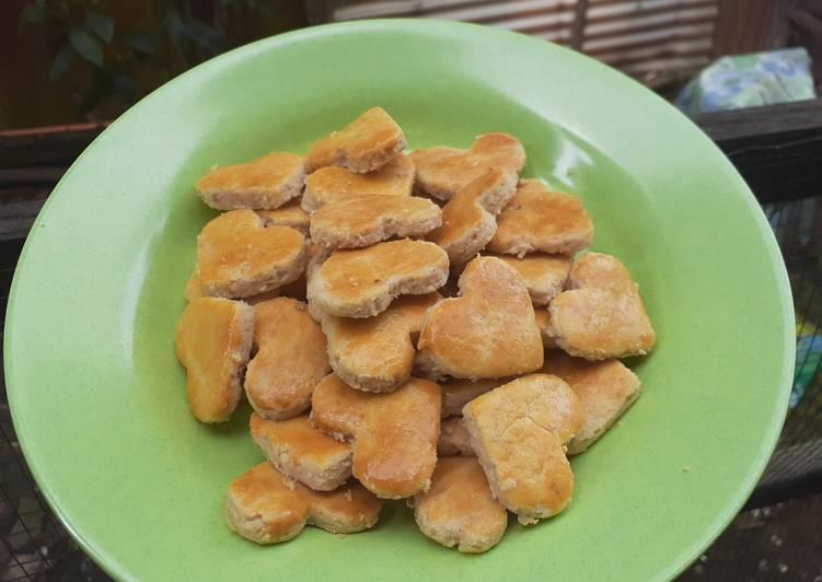 Kue kacang jadul