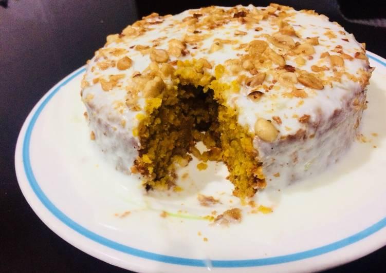 Torta De Zanahoria Con Harina De Avena Receta De Jesser