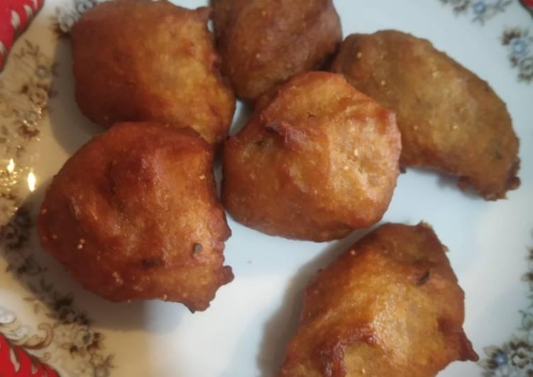 Wheat flour dumplings