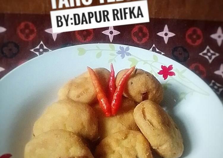 Perkedel Tahu Telur - cookandrecipe.com