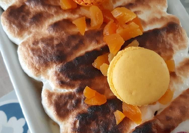 La Délicieuse Recette du Omelette norvegienne