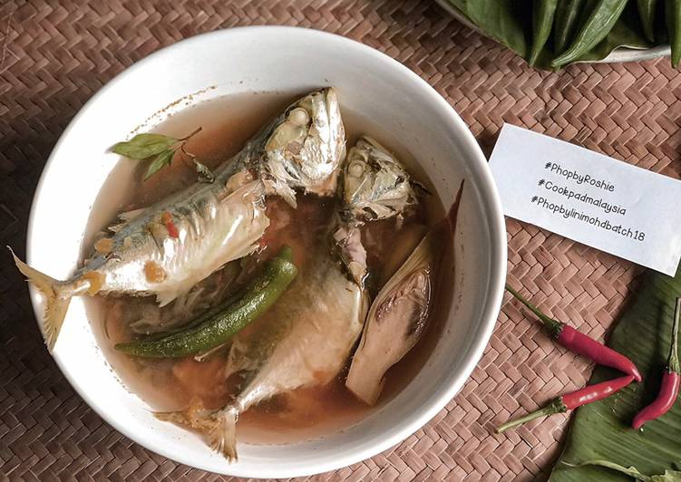 Singgang Ikan #phopbylinimohd #batch18