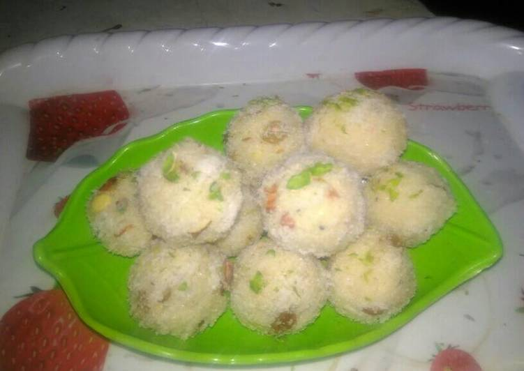 The Foods You Choose To Eat Are Going To Effect Your Health Rava coconut laddu