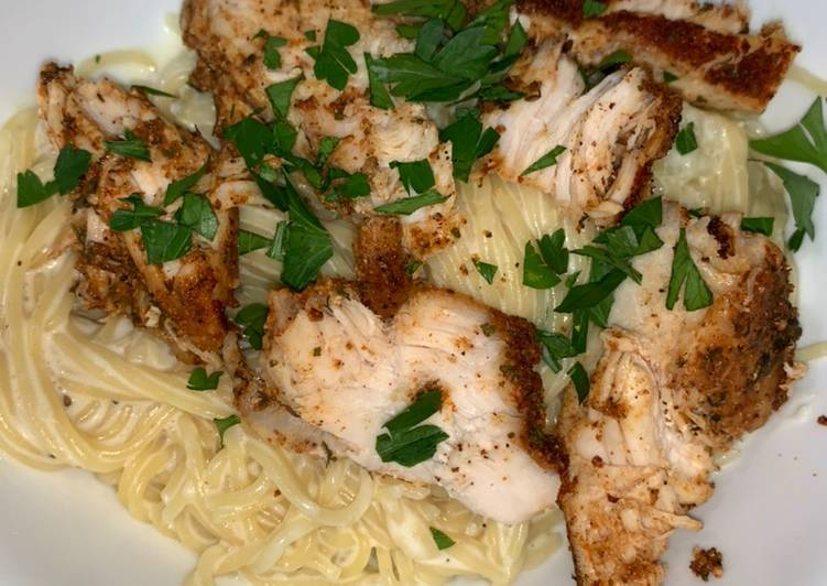 Healthy chicken Alfredo, Heart Friendly Foods You Need To Be Eating