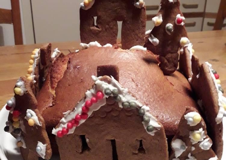 How to Make Appetizing Gâteau village de Noël