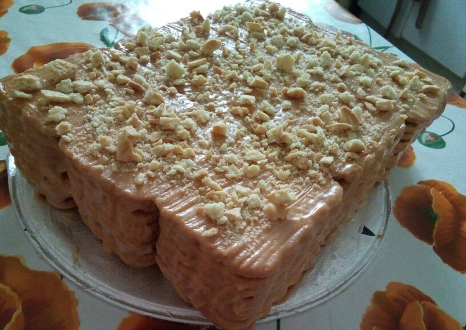 Пошаговые рецепты домашних тортов без выпечки фото