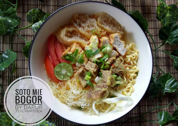 Soto Mie Bogor (#pr_homemadestreetfood)