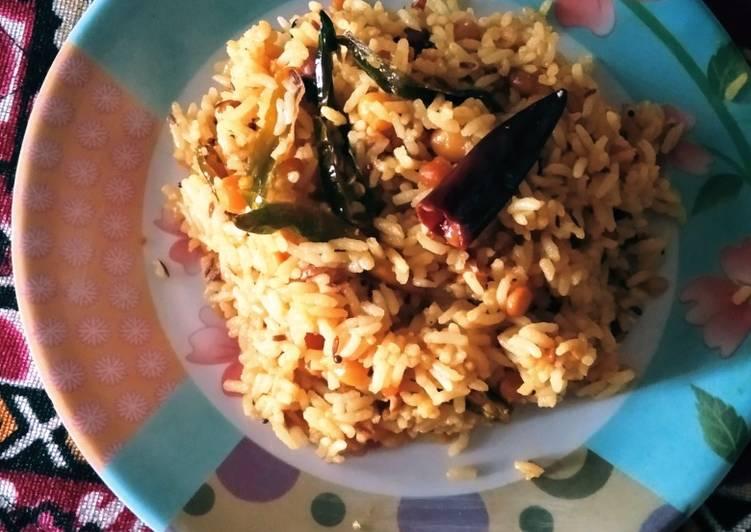 How to Prepare Ultimate Tamarind rice /pulihora