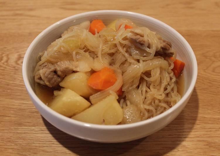 Recipe of Ultimate Niku-Jaga