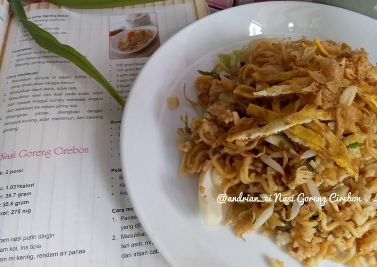 Nasi Goreng Cirebon #SeninSemangat