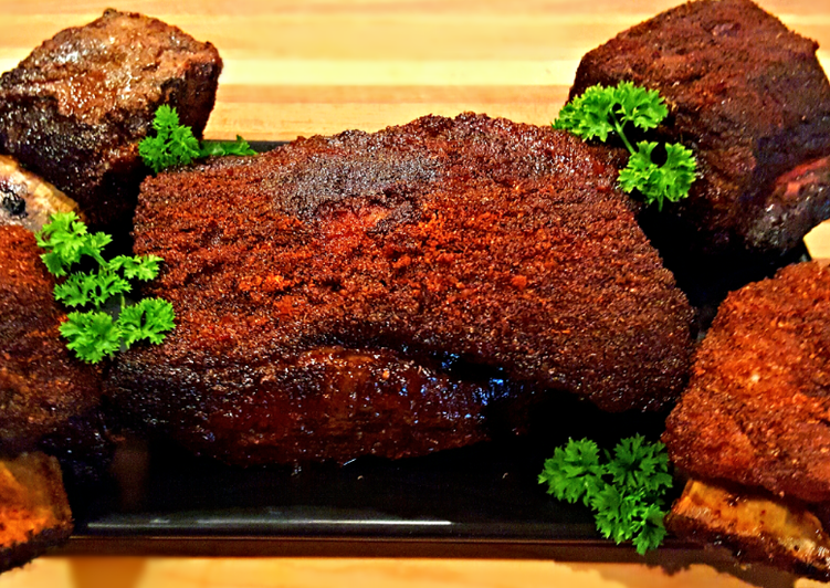 Mike's BBQ Flat Smoked Brisket & Choice Short Ribs, Some Foods That Help Your Heart