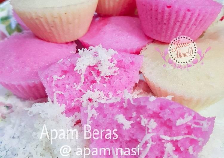 Apam Beras @ Apam Nasi