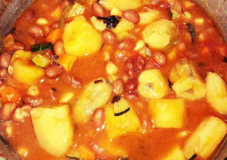 Choosing The Right Foods Will Help You Stay Fit And Healthy Githeri matoke