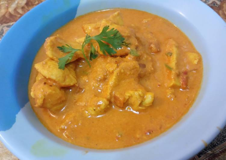 Resep Indian Butter Chicken Oleh Ayuni Widayanti Cookpad