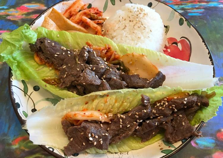 How to Prepare Delicious Oven-Baked Korean Beef BBQ