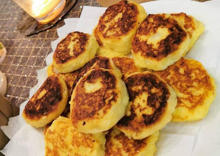 Steps to Prepare Ultimate Potato Pancakes