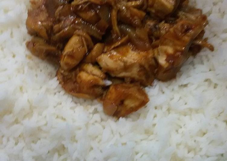 Soy Chicken boneless