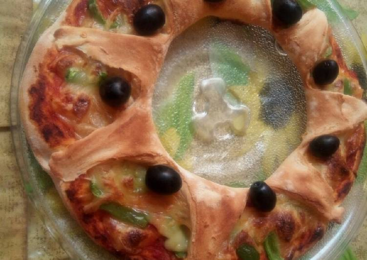 Recipe: Tasty Pizza couronne 🍕