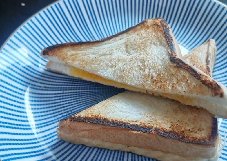 Cara Mudah Masak: Roti bakar kaya  Lazat