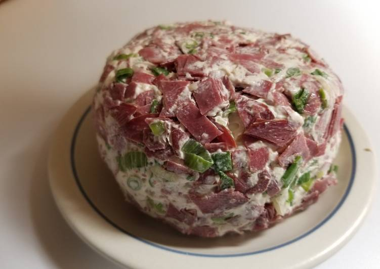 Dried Beef Cheese Ball, Help Your Heart with The Right Foods