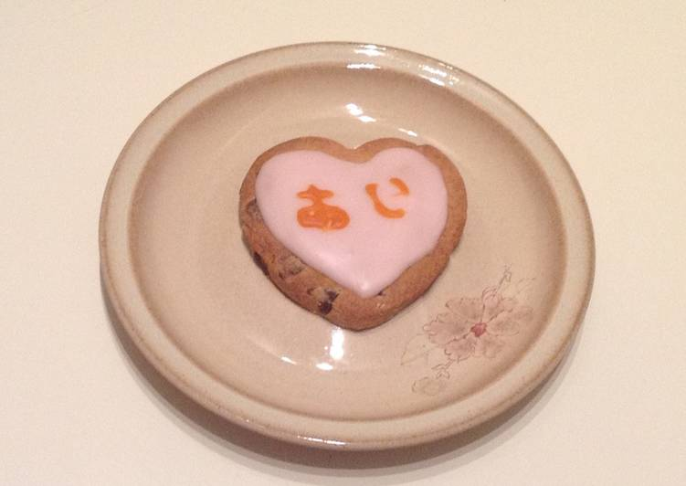 30 Minute How to Prepare Diet Perfect Love Cookie