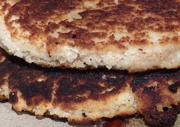 Recipe: Yummy Keto Buttermilk Pancakes