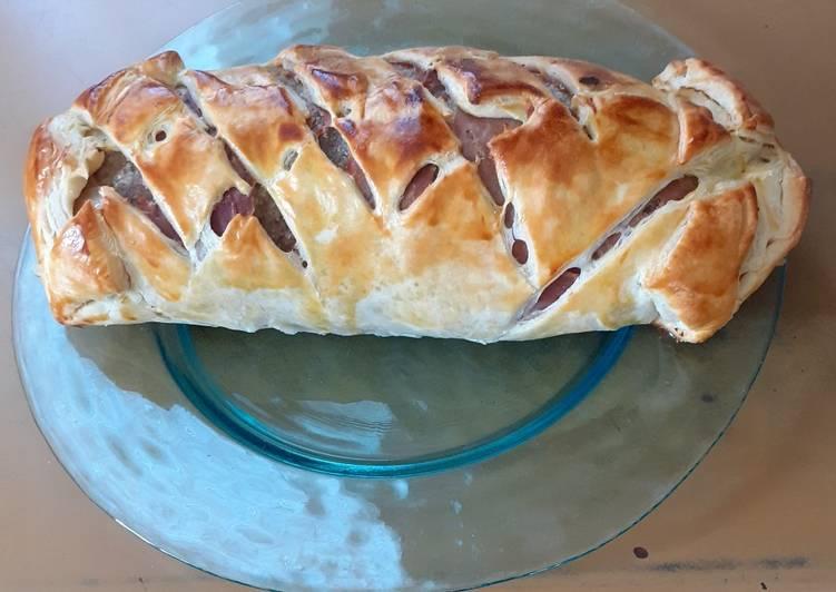Polpettone in crosta...very good!!! Buonissimo 😋😋😚😚😘😘😊😊