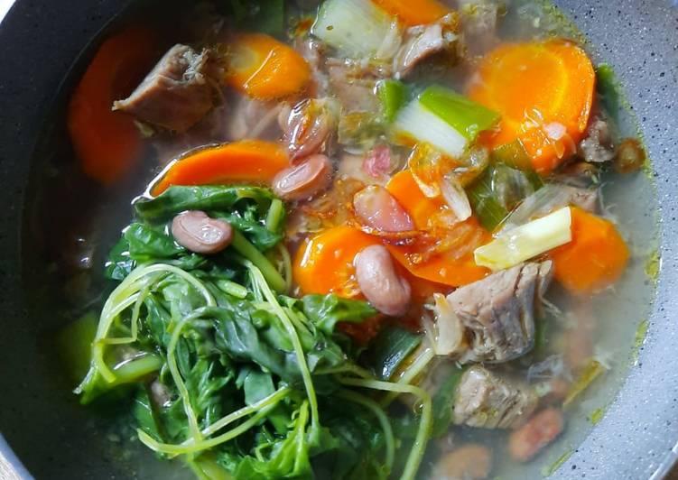 Recipe: Yummy Sop Senerek Magelang