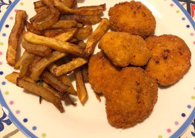Nuggets (come al McDonald's) 🍟