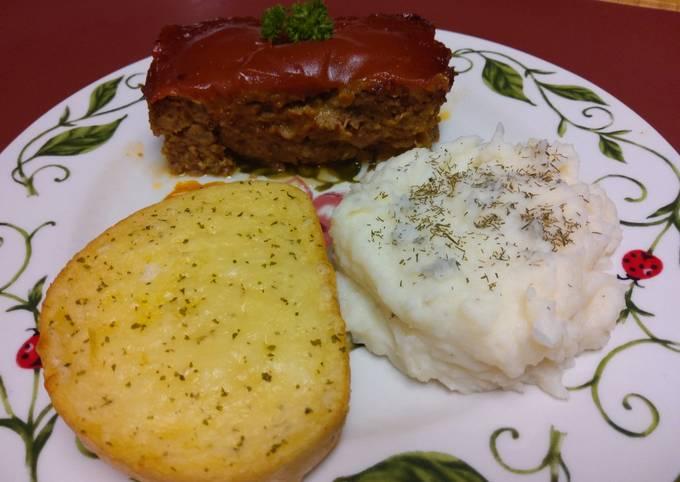 Lee's Homestyle Meatloaf