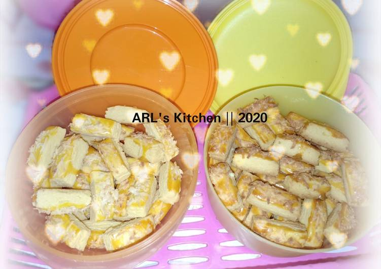 Kastengel Keju (simple) - cookandrecipe.com