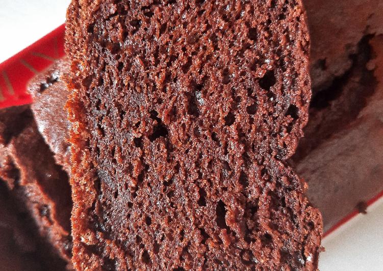 La Délicieuse Recette du Cake chocolat caramel et Philadelphia