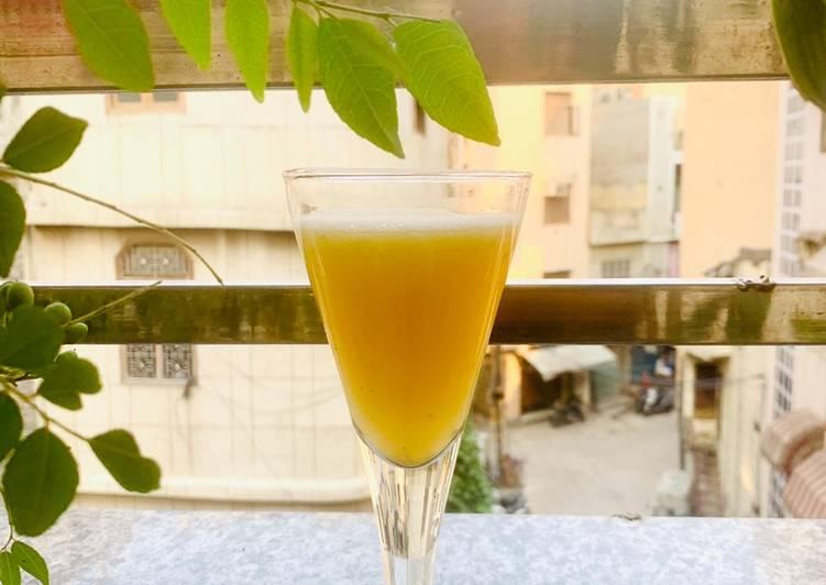 Simple Way to Prepare Homemade Sweet Lime Soda