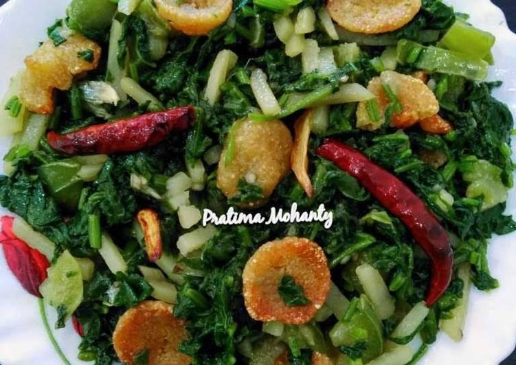 Spinach Stir Fry