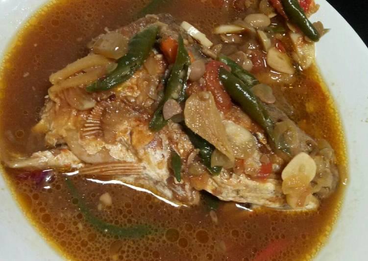Resep Ikan Kuro Tauco Oleh Vivi Piepie Cookpad