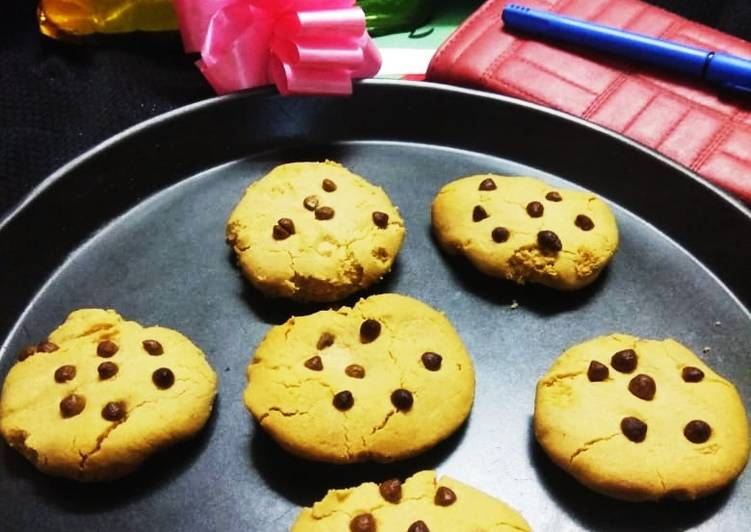 Recipe of Homemade Peanuts Butter Cookies