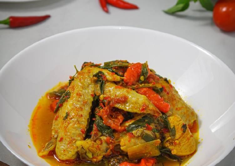 Resep Ayam Woku Kemangi Paling dicari