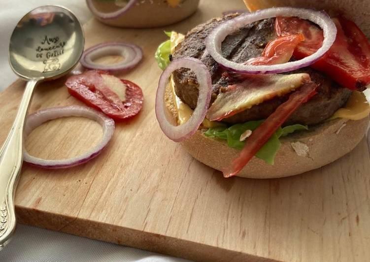 Nos 9 Meilleures Recettes de Hamburger végétarien