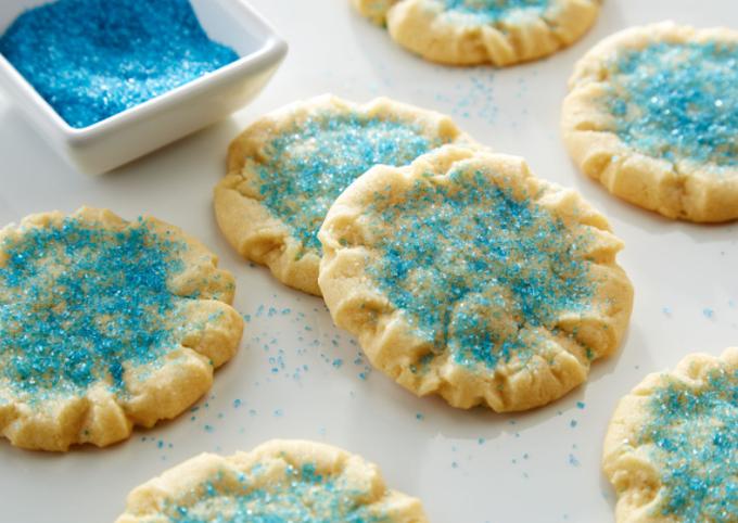 How to Prepare Tasty Easy Almond Breeze Sugar Cookies