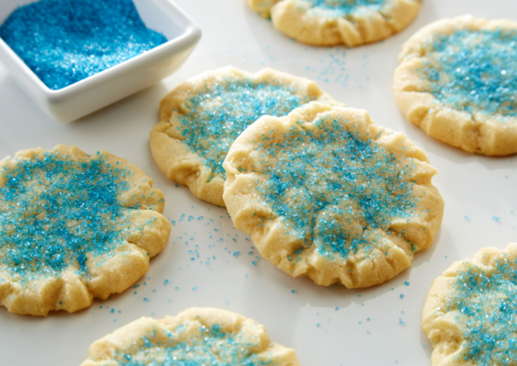 Easy Almond Breeze Sugar Cookies