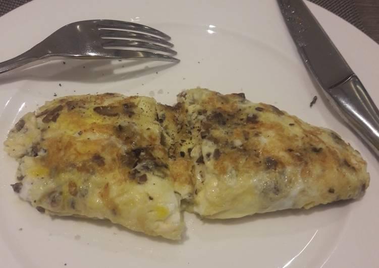 Resep Omelette Paling Gampang