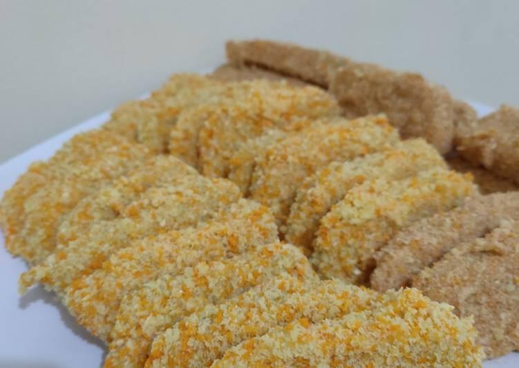 Langkah Mudah Untuk Menyiapkan Nugget Ayam Homemade Yang Lezat Sekali Resep Masakanku