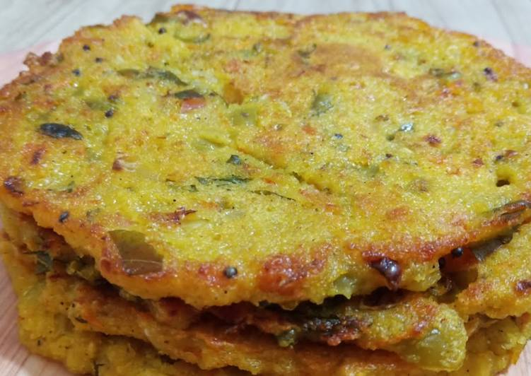 Simple Way to Make Quick Healthy Suji Breakfast recipe
