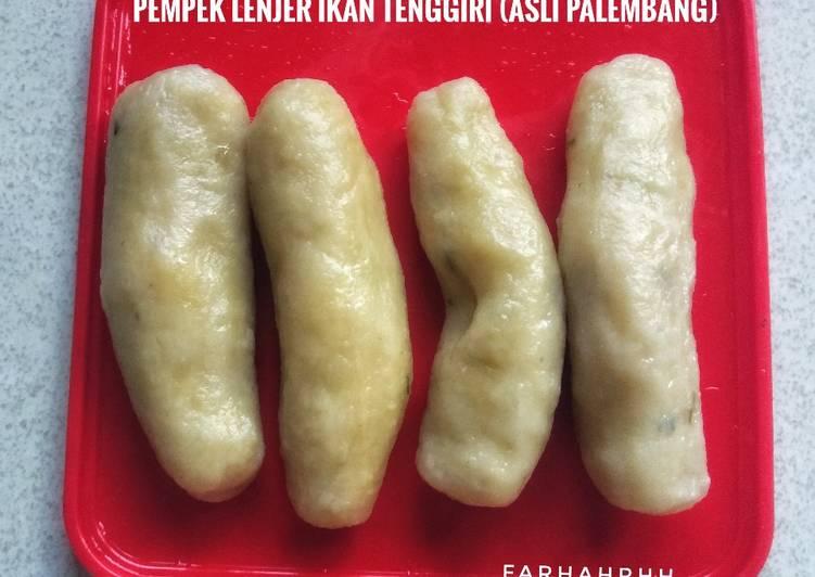 143. Pempek Lenjer (Asli Palembang)