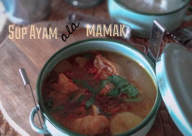 Sup Ayam ala mamak - velavinkabakery.com